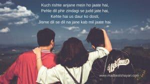 Friendship Shayari Image