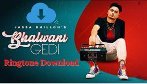 Bhalwani Gedi Ringtone