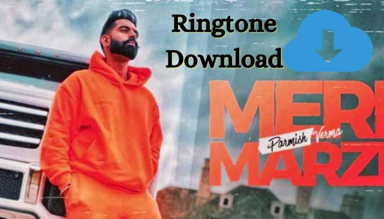 Meri Marzi Ringtone Download