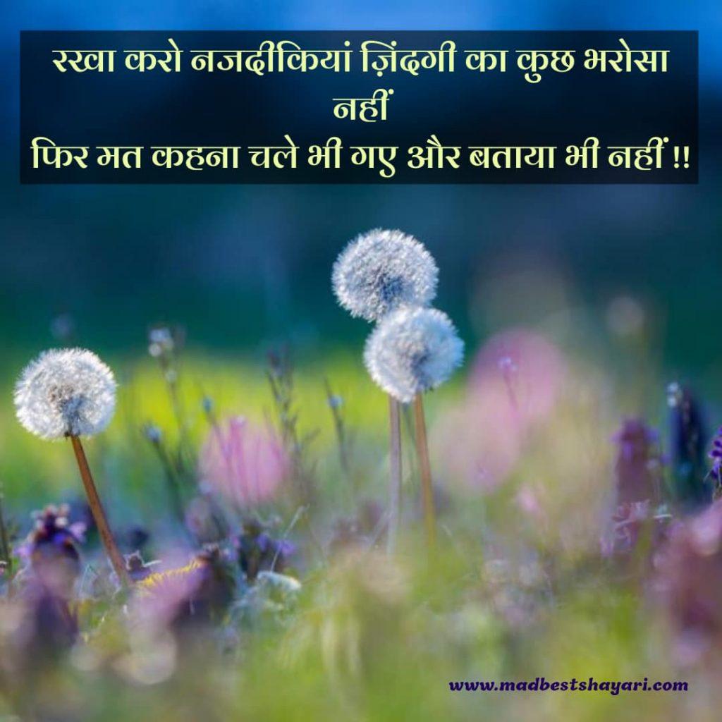 Best Bharosa Shayari in Hindi
